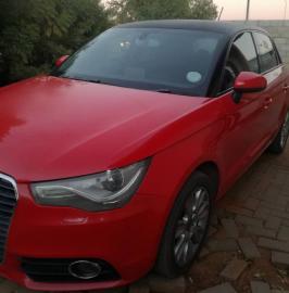 Used Audi A1 in Botswana