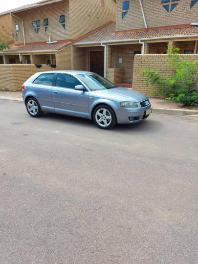 Used Audi A3 in Botswana
