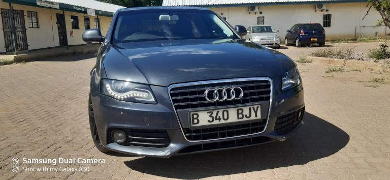 Used Audi A4 in Botswana