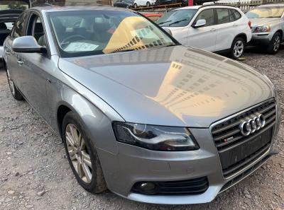 Used Audi A4 in Botswana