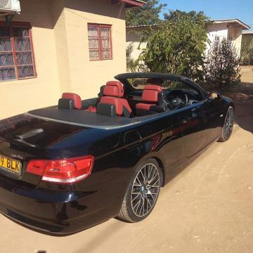 Used BMW 325 in Botswana