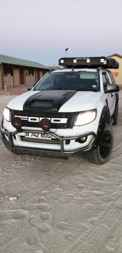 Used Ford Ranger in Botswana