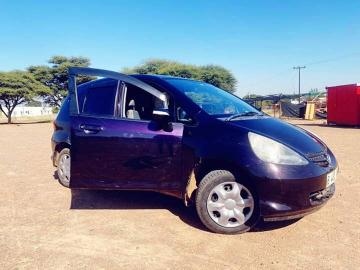 Used Honda Fit in Botswana