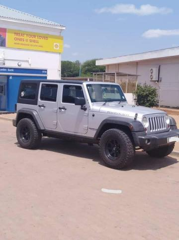 Used Jeep Wrangler in Botswana