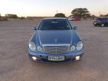 Used Mercedes-Benz E-Class in Botswana