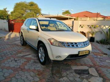 Used Nissan Murano in Botswana