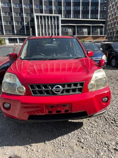 Used Nissan X-Trail in Botswana