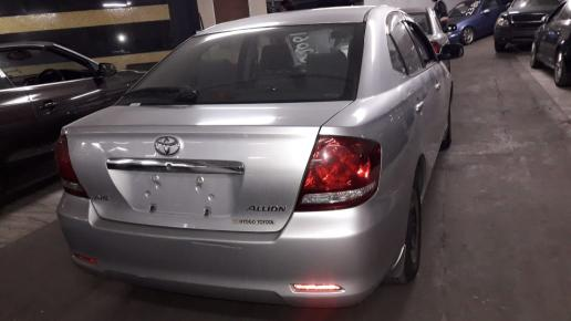 Used Toyota Allion in Botswana