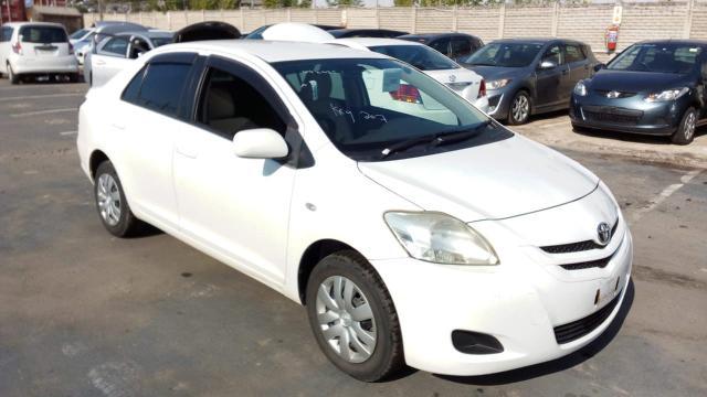 Used Toyota Belta in Botswana