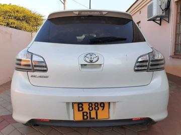 Used Toyota Blade in Botswana