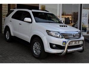 Used Toyota Fortuner in Botswana