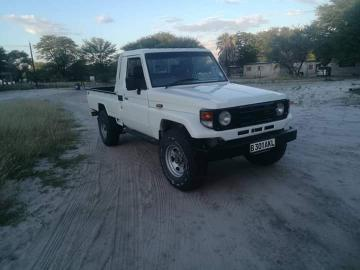Used Toyota Land Cruiser in Botswana