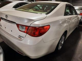 Used Toyota Mark X in Botswana