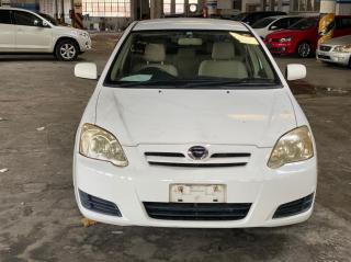 Used Toyota Runx in Botswana