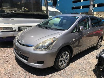 Used Toyota Wish in Botswana