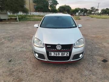 Used Volkswagen Golf 5 GTI in Botswana