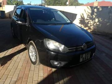 Used Volkswagen Golf 6 in Botswana