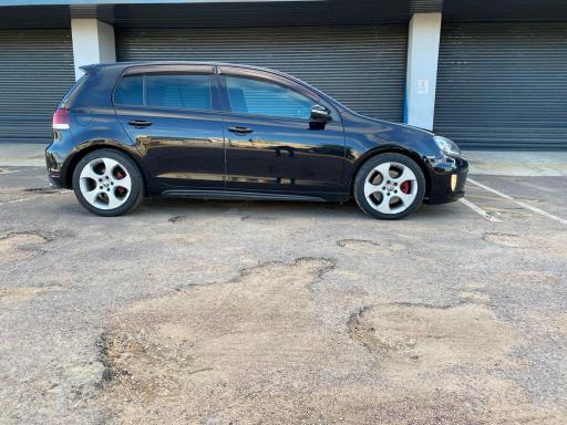 Used Volkswagen Golf GTI 6 in Botswana
