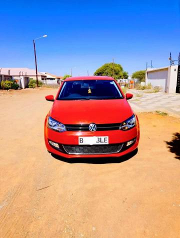 Used Volkswagen Polo 6 in Botswana