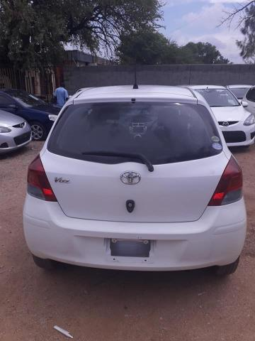 Vitz new shape in Botswana