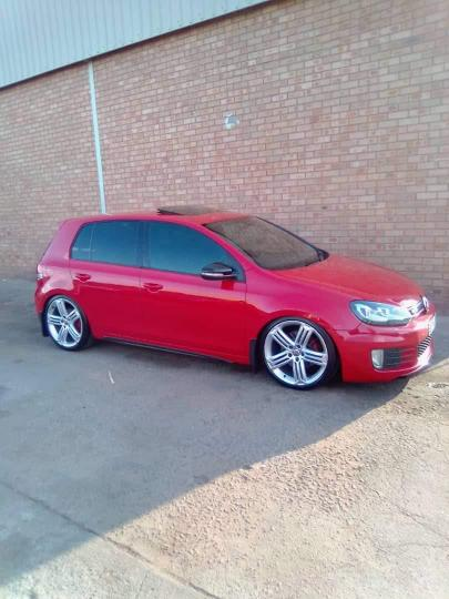 Volkswagen Golf7 in