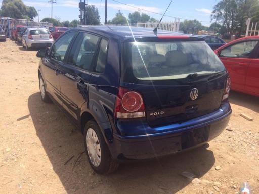 Volkswagen Polo in