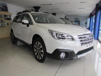 New Subaru Outback in Botswana