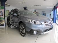 Subaru Outback in Botswana