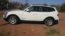Used BMW X3 in Botswana