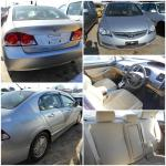 Used Honda Civic in Botswana