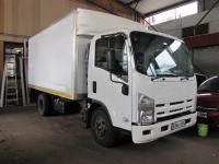 Used Isuzu NPR 300 in Botswana