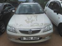 Used Mazda 323 in Botswana