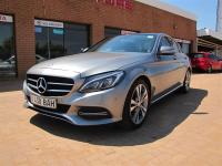 Used Mercedes-Benz C class in Botswana