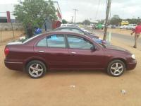 Used Nissan Sunny in Botswana