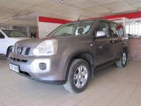 Nissan X - Trail in Botswana