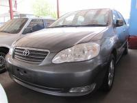 Used Toyota Altis in Botswana
