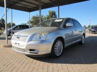 Used Toyota Avensis in Botswana