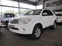 Used Toyota Fortuner in Botswana