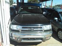 Toyota Prado in Botswana
