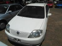 Used Toyota RunX in Botswana