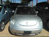 Volkswagen Beetle in Botswana