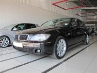 BMW 7 series in Botswana