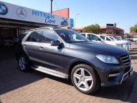 Used Mercedes-Benz ML in Botswana