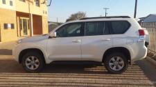 Used Toyota Prado in Botswana