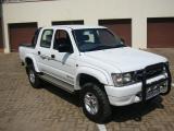 2002 TOYOTA HILUX TOYOTA HILUX 3.0 KZTE 4X4 for sale in Botswana - 3