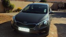 Used Kia Cerato in Botswana
