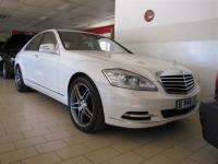 Used Mercedes-Benz S class in Botswana