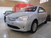 Used Toyota Etios in Botswana