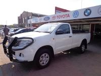 Toyota Hilux 2.5 D4D 4X4 for sale in Botswana - 2