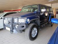 Used Hummer H3 in Botswana